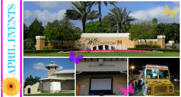 Wellington Florida Events | Week of April 10th, 2017