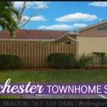 Westchester Townhome SOLD! 4371 Woodstock Dr #B