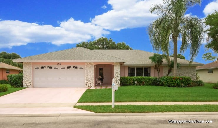 146 Elysium Drive, Royal Palm Beach, Florida 33411 - Elysium Home for Sale