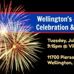 Wellington's 4th of July Celebration and Fireworks 2017