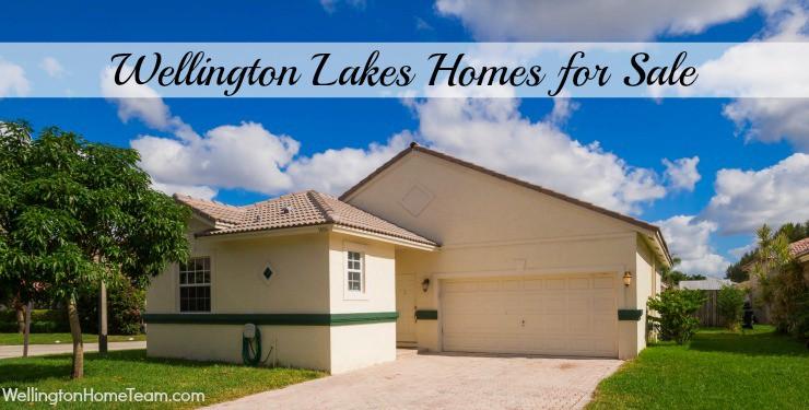 Wellington Lakes Homes for Sale in Wellington Florida 33414