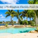 FREE List of Pool Homes in Wellington Under $1M