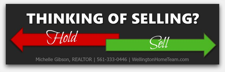 "Thinking about Selling your Wellington Home? Visit our ""Seller Resource Center"""