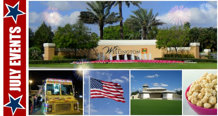 Wellington Florida Events | Week of July 17th, 2017