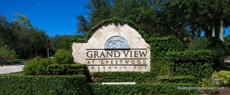 Grand View at Crestwood Royal Palm Beach Florida Real Estate and Condos for Sale