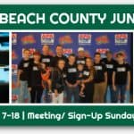 APA of Palm Beach County Juniors League | 2017 Fall Session