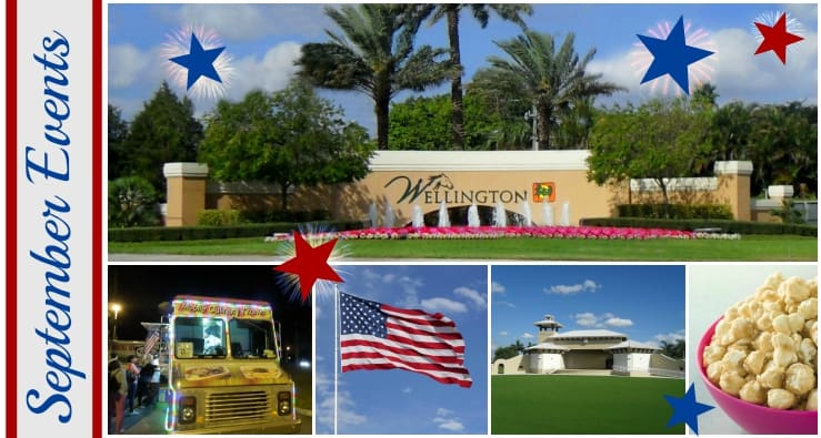 Wellington Florida Events | Week of September 11th, 2017