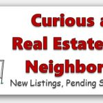 Curious about Real Estate in your Neighborhood?