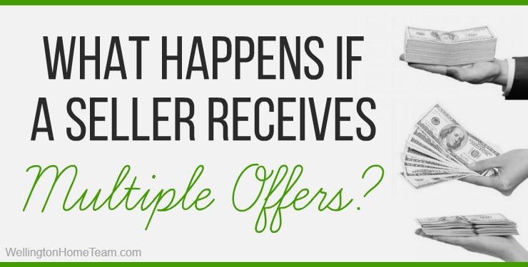 What Happens if a Seller Receives Multiple Offers