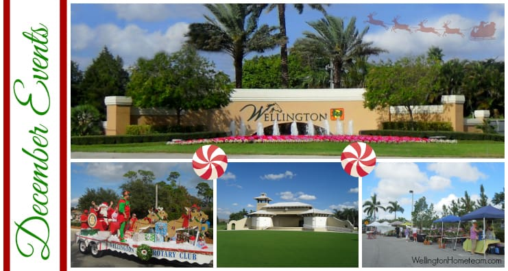 Wellington Florida Upcoming Events | Week of December 4th, 2017