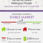 Grand Isles Wellington Florida Real Estate Market Trends October 2018