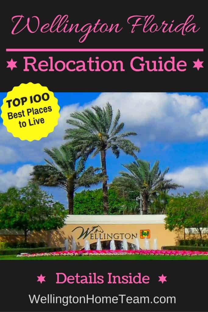 Realtor Wellington FL - Real Estate Agent Wellington Florida - Relocating to Wellington Florida
