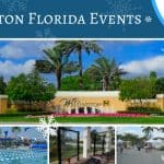 Wellington Florida Upcoming Events | Week of January 1st, 2018