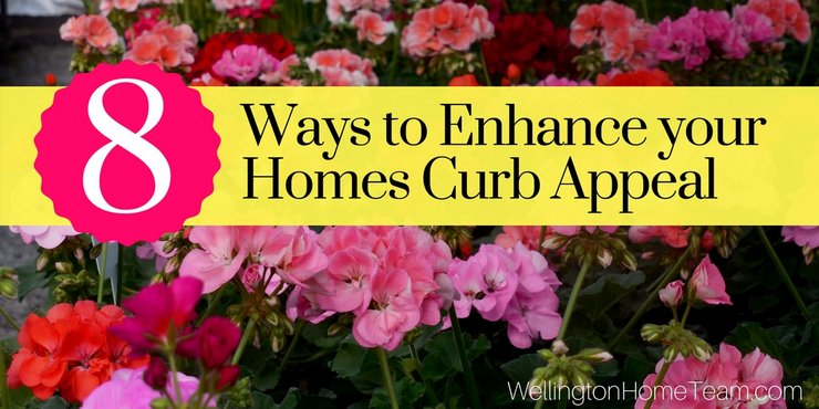 8 Ways to Enhance your Homes Curb Appeal