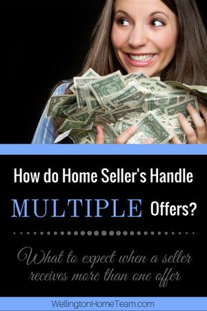How do Home Seller's Handle Multiple Offers