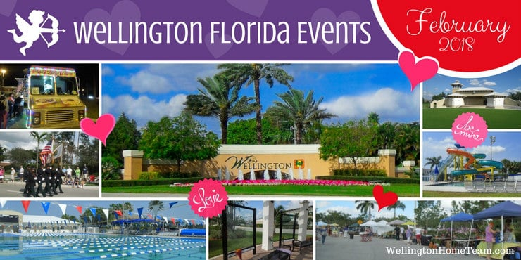 Wellington Florida Upcoming Events - Week of February 19th, 2018