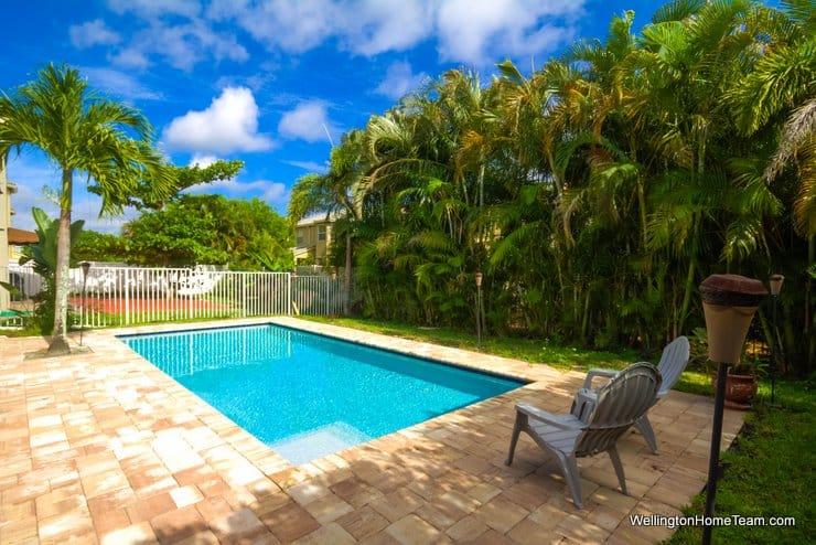 9757 Scribner Lane, Wellington, Florida 33414 - Private Swimming Pool