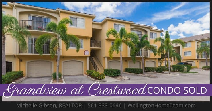 Grandview at Crestwood Condo SOLD  1000 Crestwood Court #1015
