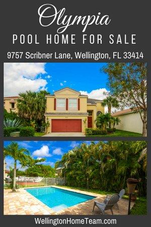 9757 Scribner Lane, Wellington, Florida 33414