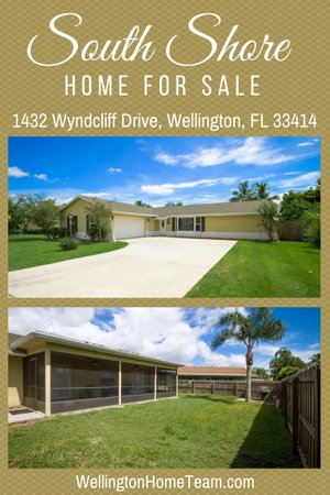 1432 Wyndcliff Drive, Wellington, Florida 33414