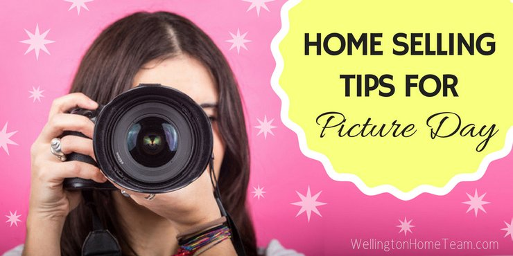 Home Selling Tips for Picture Day