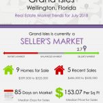Grand Isles Wellington Florida Real Estate Market Report July 2018