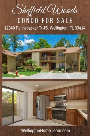 12949 Pennypacker Tr #5, Wellington, Florida 33414