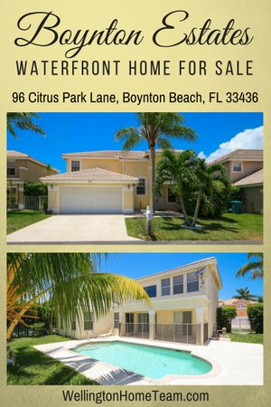 96 Citrus Park Lane, Boynton Beach, Florida 33436