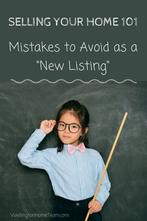 """Selling Your Home 101 