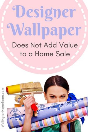 8 Upgrades that are NOT Upgrades - Designer Wallpaper Does Not Add Value