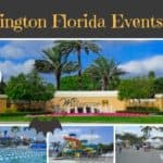 Wellington Florida Upcoming Events Week of October 1st, 2018