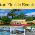 Wellington Florida Upcoming Events | Week of September 3rd, 2018