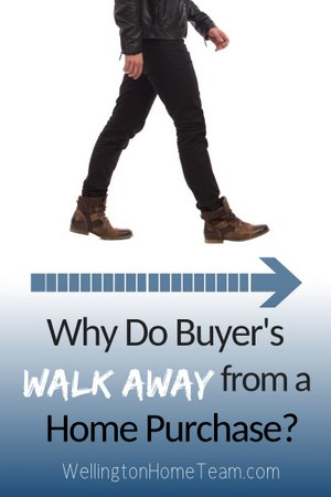 Why Do Buyer's Walk Away from a Home Purchase?