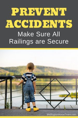 Must Do's Immediately After Closing on Your New Home - Prevent Accidents