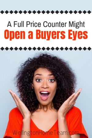 Should Home Sellers Ignore Low Ball Offers - A Full Price Counter Might Open a Buyers Eyes