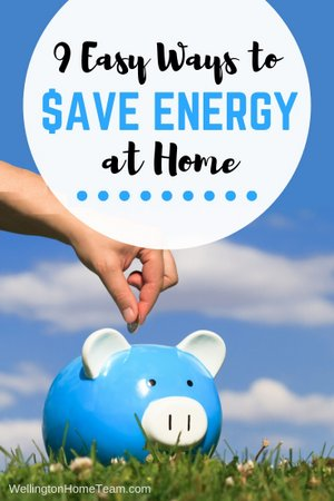 9 Easy Ways to Save Energy at Home