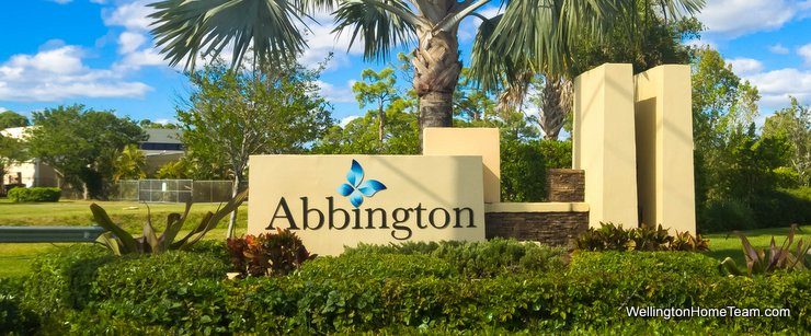 Abbington Lake Worth Florida Real Estate and Homes for Sale