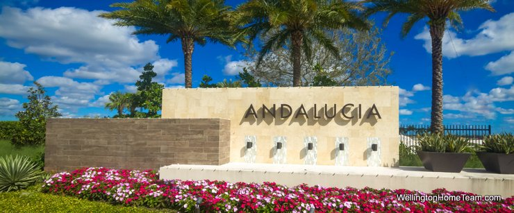 Andalucia Lake Worth Florida Real Estate and Homes for Sale