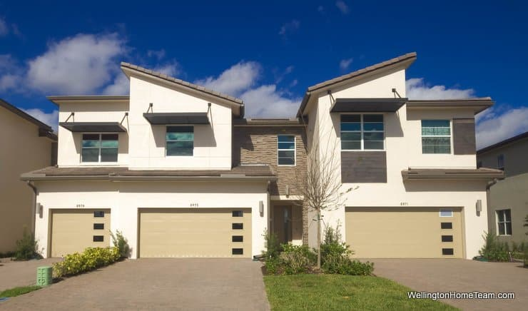 Andalucia Townhomes for Sale in Lake Worth Florida