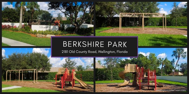 Berkshire Park Wellington Florida Real Estate