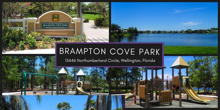 Brampton Cove Park Wellington Florida Real Estate