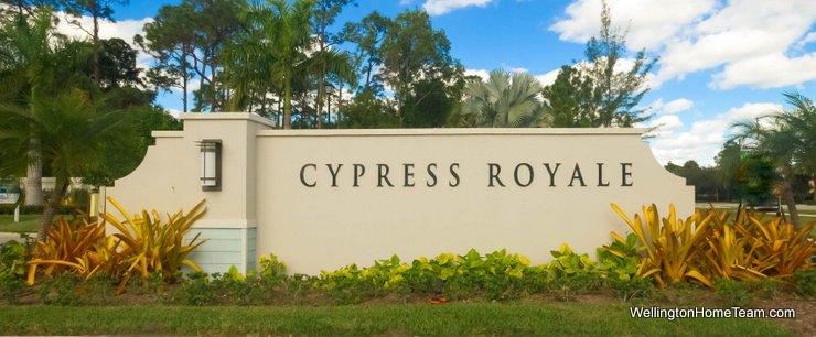 Cypress Royale Lake Worth Florida Real Estate