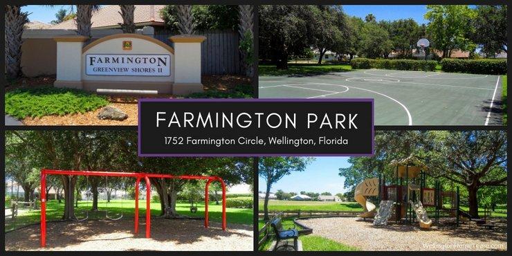 Farmington Park Wellington Florida Real Estate
