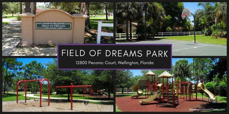 Field of Dreams Wellington Florida Real Estate