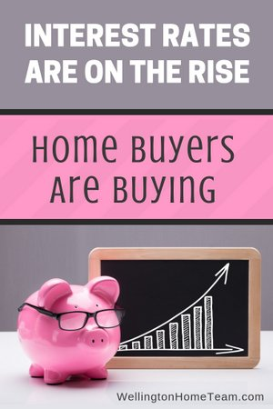 Should I Sell My House or Wait Until Spring - Interest Rates are on the Rise