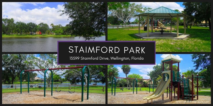 Staimford Park Wellington Florida Real Estate