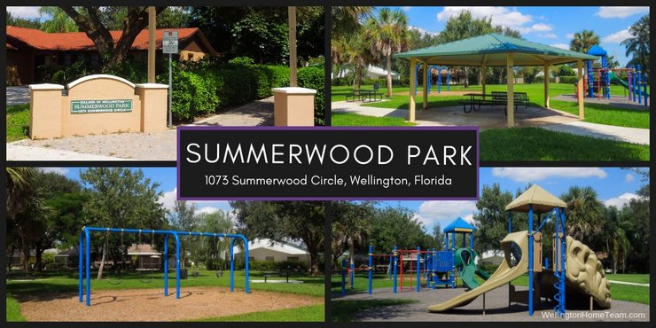Summerwood Park Wellington Florida Real Estate