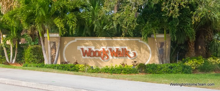 Woods Walk Lake Worth Florida Real Estate and Homes for Sale