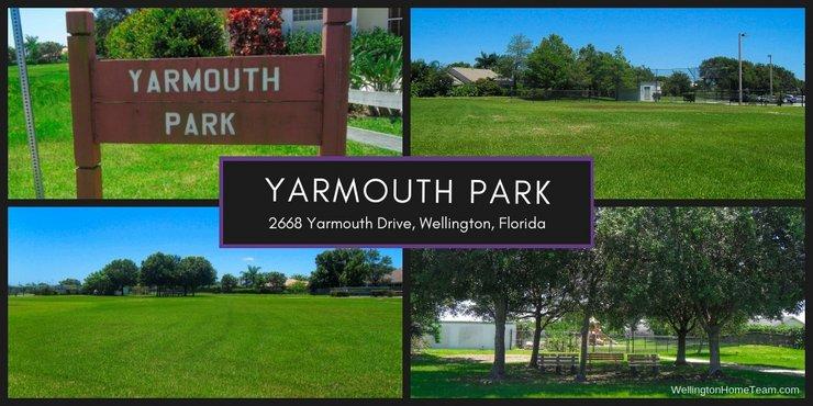 Yarmouth Park Wellington Florida Real Estate