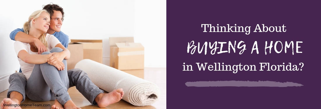Buying a Home in Wellington Florida - Home Buying in Wellington